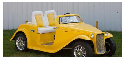El Tigre Custom Golf Cart Seats Golf Cart Seats