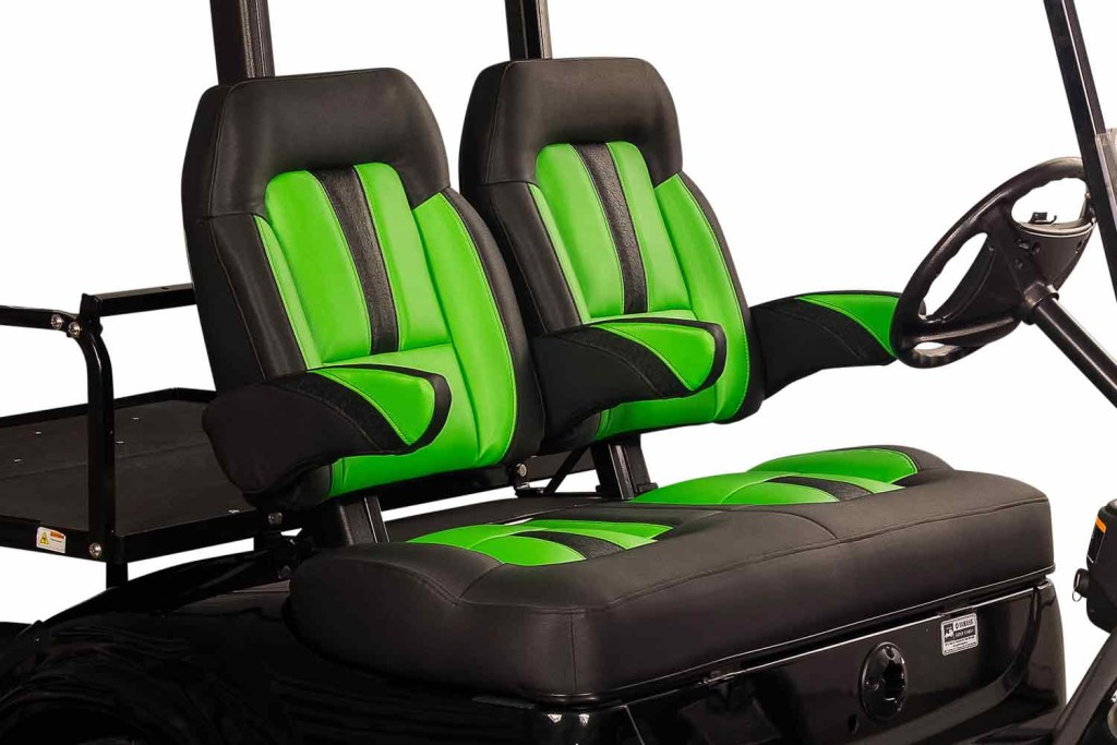 Gallery El Tigre Custom Golf Cart Seats Golf Cart Seats